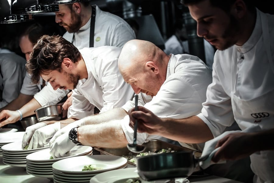 I primi congressi gastronomici del 2018. Gennaio con Care's, Madrid Fusion, Meet in Cucina