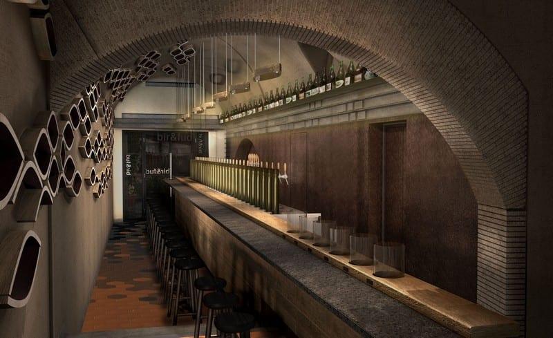 Manuele Colonna e Fabio Spada raccontano il nuovo Bir&Fud. Il locale romano tutto pizza&birra che diventa anche tapas bar e raddoppia le spine