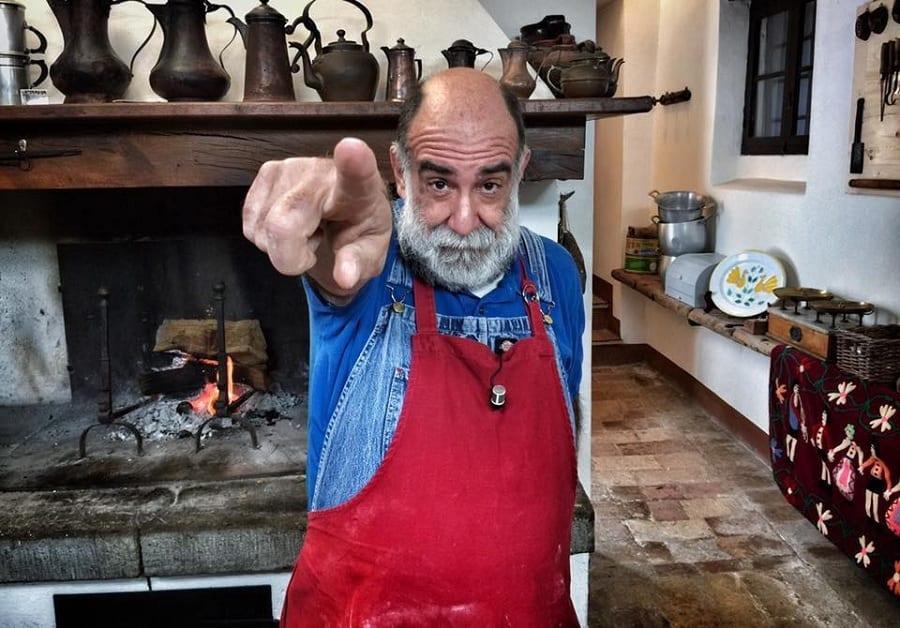 Giorgione Orto e Cucina ad Ancona. Giorgione protagonista da Wine Not? con Umani Ronchi