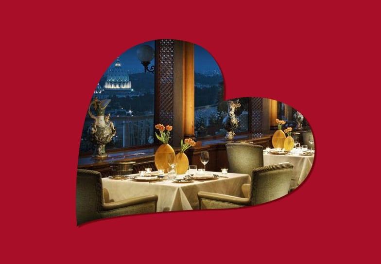 San Valentino secondo i grandissimi chef italiani