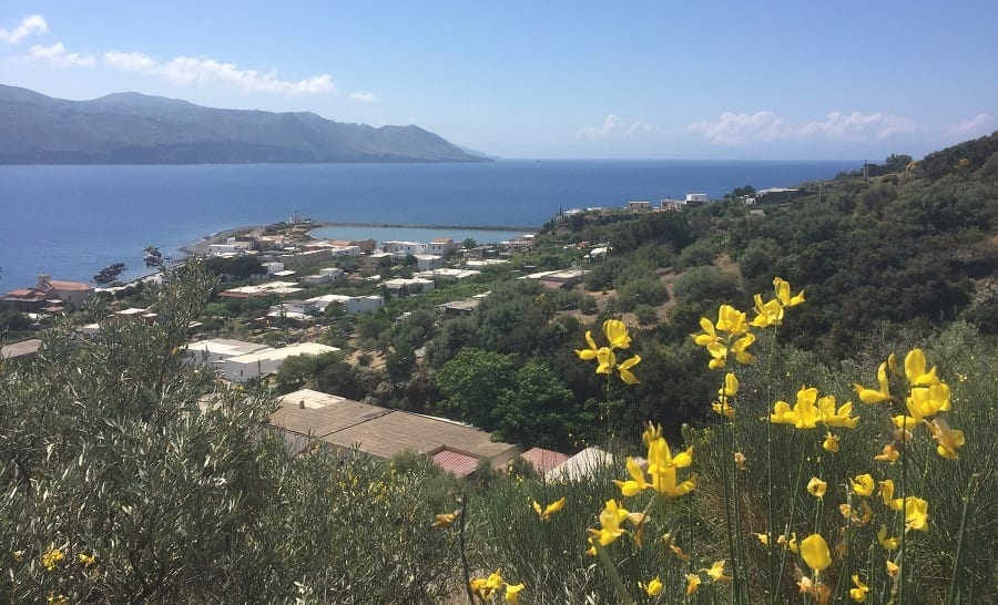Il debutto di Care's a Salina, tra escursioni e foraging