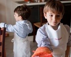 A Palermo: Piccoli chef crescono