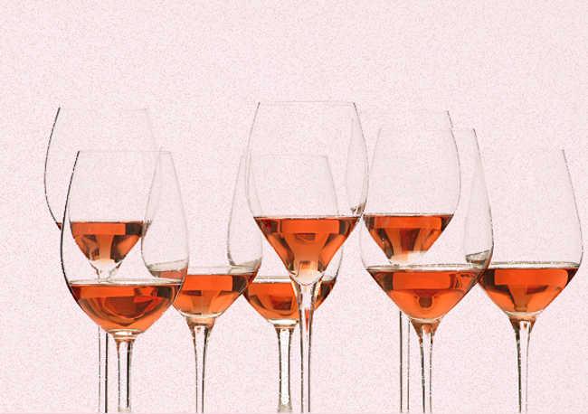 Tendenze Vino. Un'estate in rosa