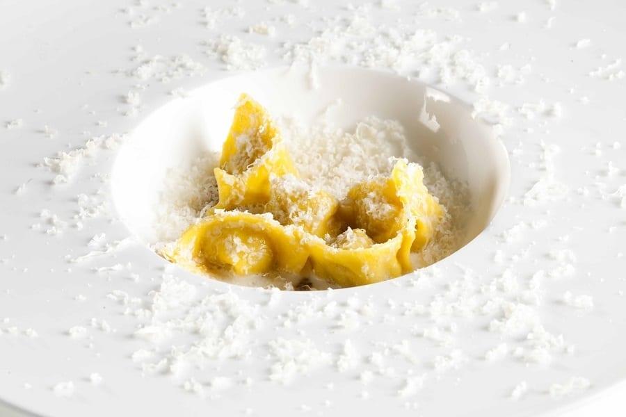 Il nuovo ristorante di Gianluca Gorini. Assaggi da San Piero in Bagno