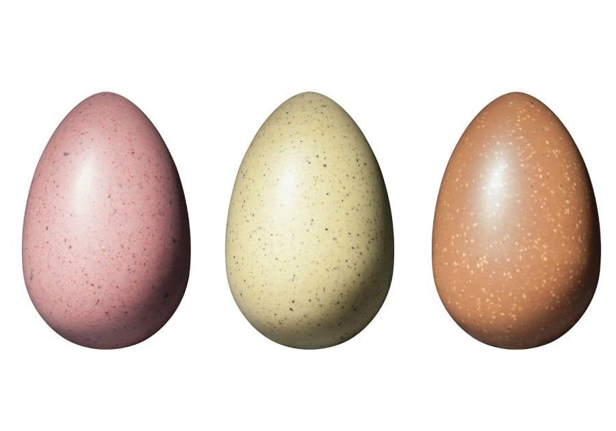 Pasqua 2018. Giraudi e le uova preistoriche di Giacomo