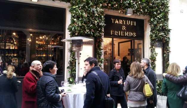 A Roma apre Tartufi&Friends. Il bar dei tartufi, tutti i giorni, tutto il giorno