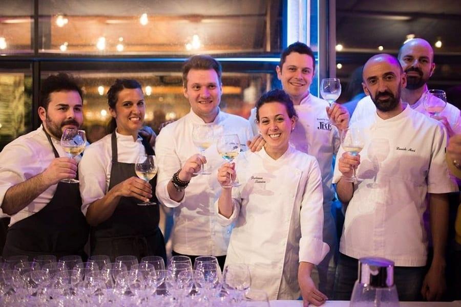 I 25 anni dei JRE d'Italia. La famiglia dei giovani ristoratori accoglie 6 nuovi chef