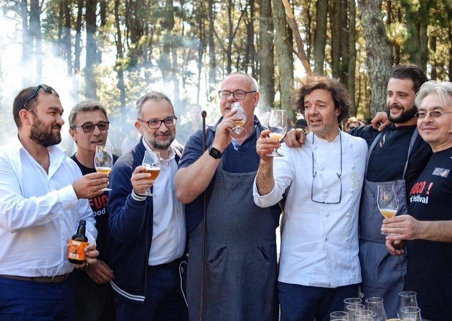 Fuoco! Food Festival. Nel bosco di Buccheri 30 chef addomesticano il fuoco