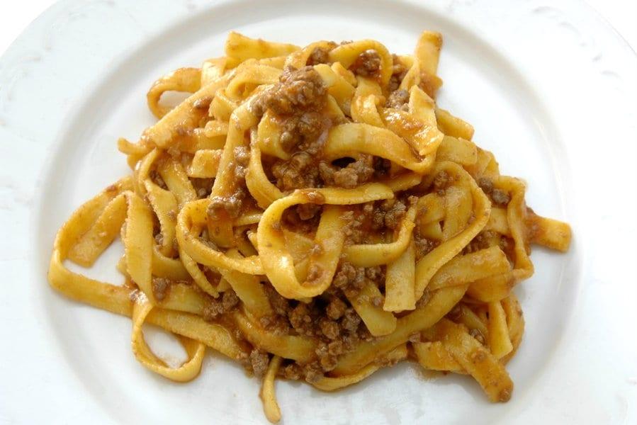 Cucina di casa. Le paste fresche: Pasta all'uovo, Pici, Tagliatelle di farina di castagne e Pizzoccheri