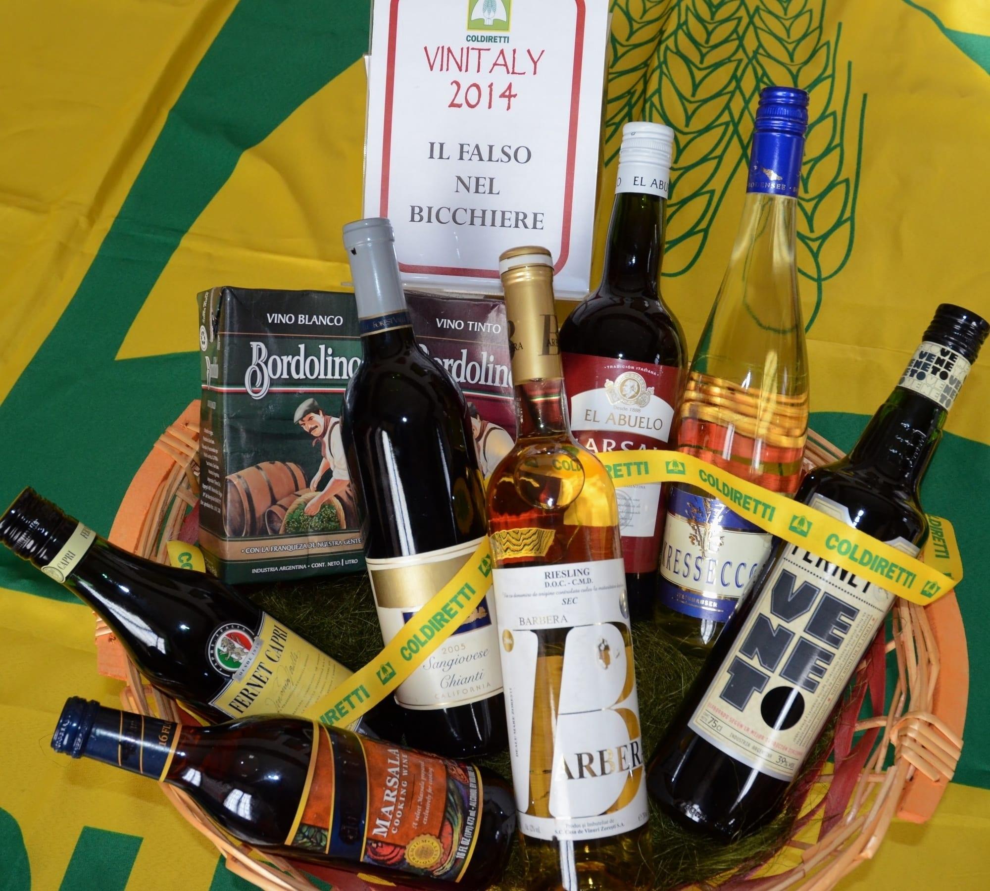 Vinitaly&falsi. Le campagna per smascherare wine kit e polverine magiche sempre più presenti su web