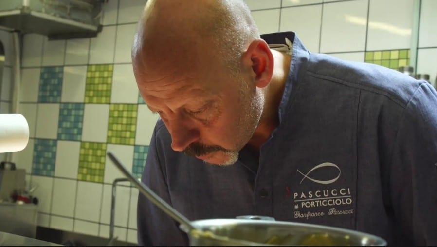 Come è profondo il mare: la cucina di Gianfranco Pascucci