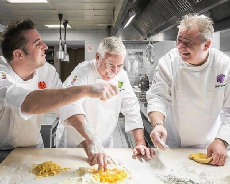 I Tre Chef. Da Asti la pasta ripiena d'autore per ristoranti e gastronomie