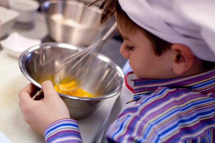 Corsi per bambini - Oggi cucino io: piccoli chef ai fornelli