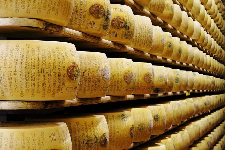 The Most Influential Brands. Nutella, Parmigiano Reggiano e Grana Padano trainano l'agroalimentare italiano