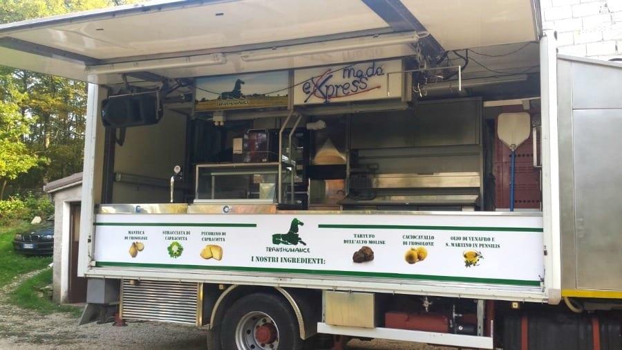 Scoprire l'Italia in cucina: il Food Truck Molisano da Milano a Campobasso