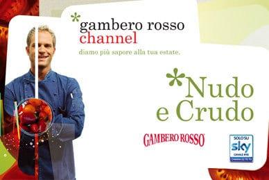 Gambero Rosso al Roma fiction fest