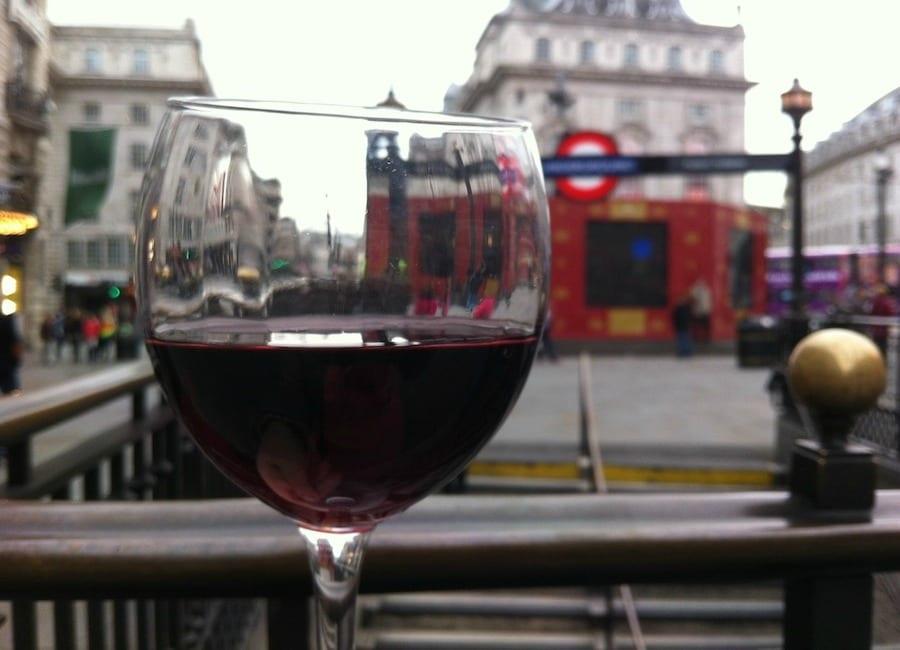 Gusto Italia UK e i vini dell'Etna a Londra. Incontro con Camillo Privitera