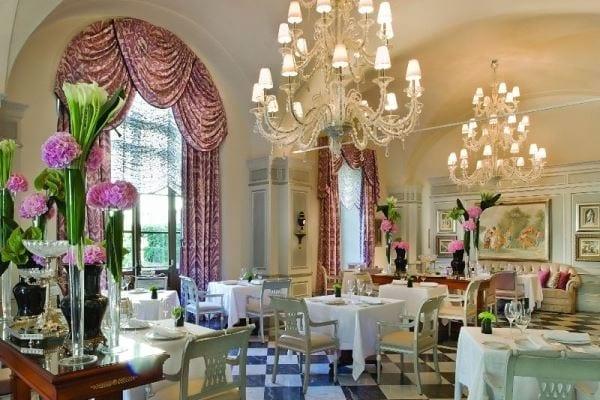 La classifica dei 101 migliori ristoranti d'Hotel del mondo per il Daily Meal. Il Palagio del Four Seasons di Firenze in quarta posizione. Undicesima La Pergola di Heinz Beck
