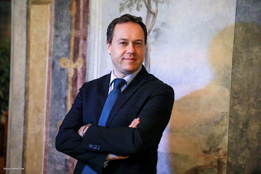 Alta ristorazione e mense ospedaliere. Luca Marchini da L'Erba del Re al Carlo Poma di Mantova