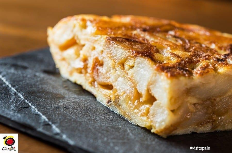 Tapas. Le ricette della tradizione. Tortilla de patatas