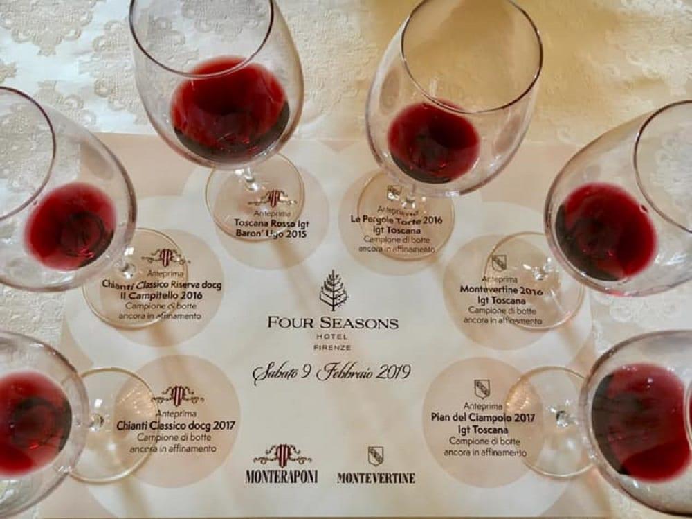 Anteprime vini 2019: l'appuntamento di Montevertine e Monteraponi
