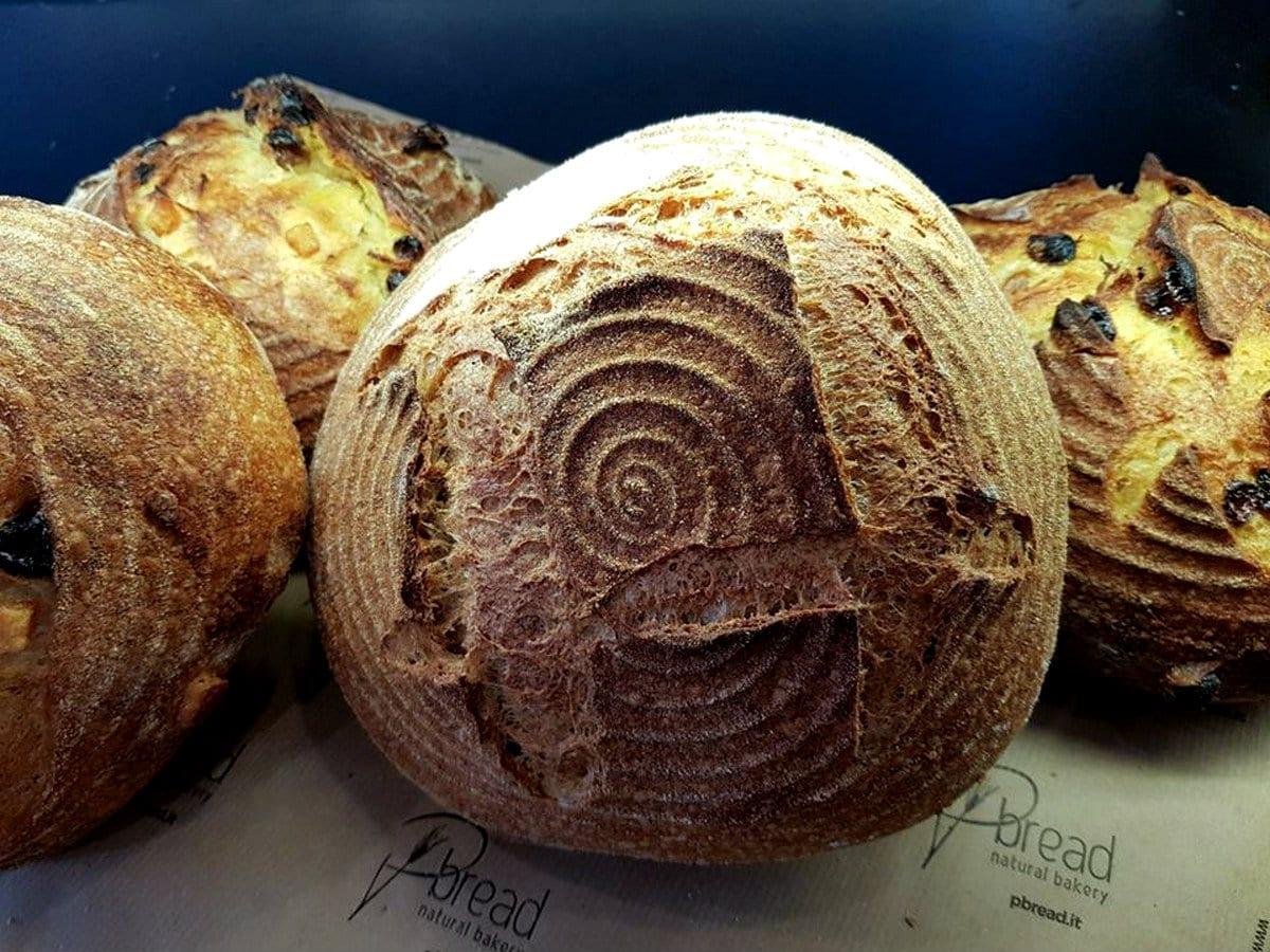 Pbread Natural Bakery