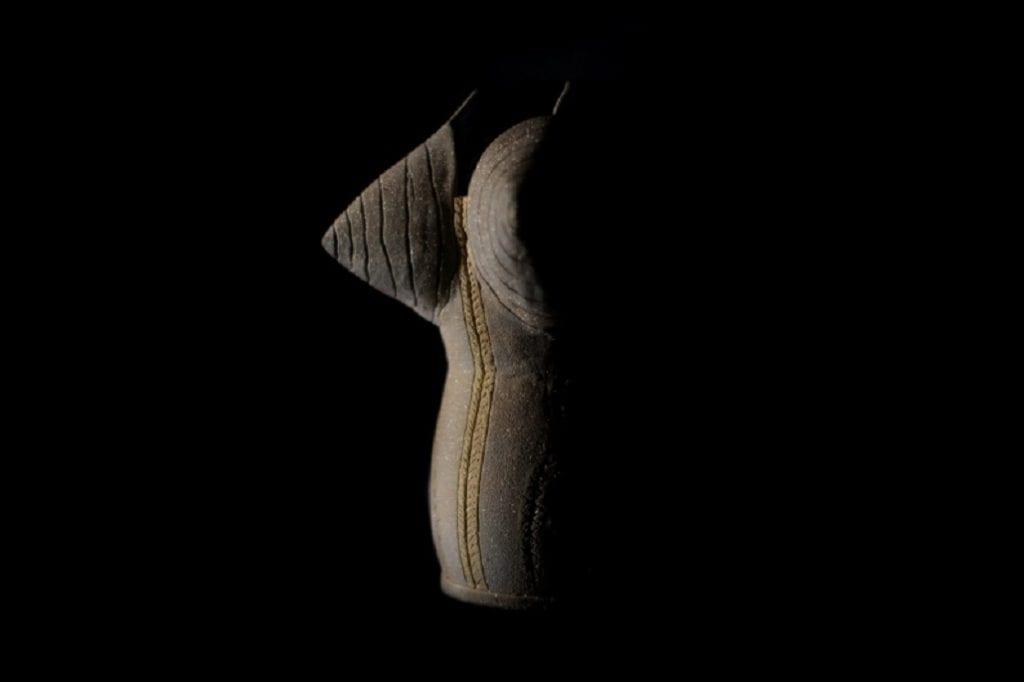 uova di cioccolato di Walter Musco 2019 EM 006 Omaggio a Jean Paul Gaultier foto Enzo Moscatelli