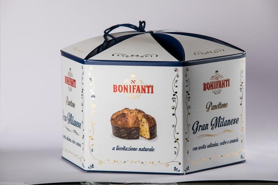 Panettone Bonifanti. Foto di Alberto Blasetti
